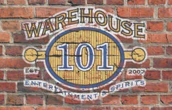 Warehouse 101 inside The Mill Casino • Hotel & RV Park in North Bend, Oregon